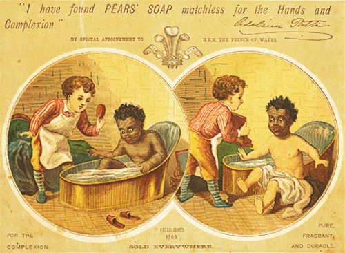Racist Advert for Soap