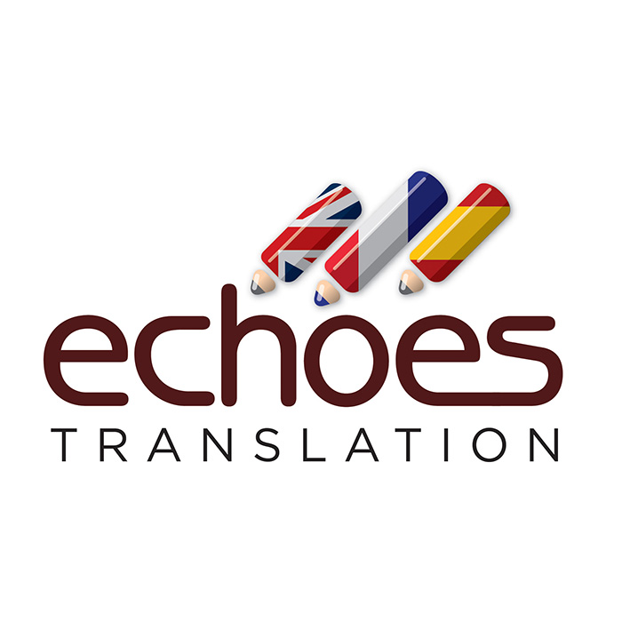 echoes translations guilford logo