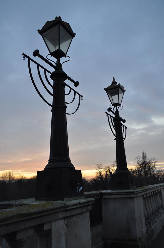 Kingston Bridge in Surrey