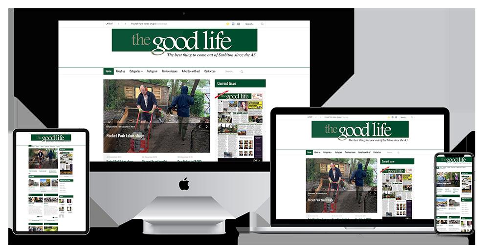 web designers in Surrey responsive websites