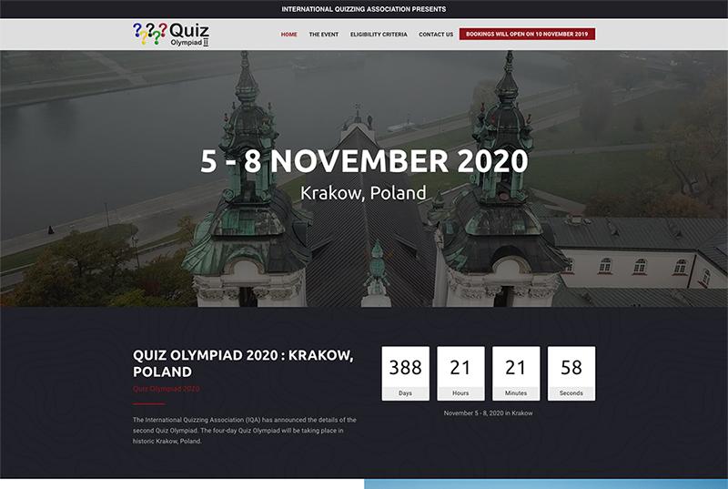 quizolympiad website